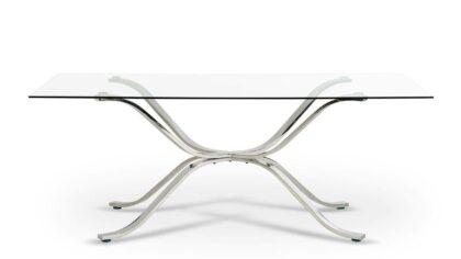 Trpezarijski stolovi - inox